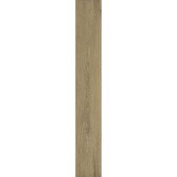 HWZ INTERNATIONAL Vinylboden »Basico Wood 4.2/0.3«, BxLxS: 180 x 1220 x 4,2 mm, braun
