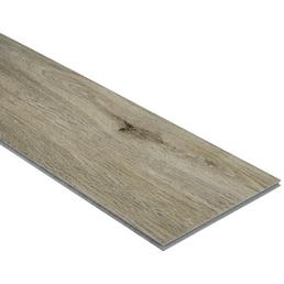Vinylboden »Holznachbildung«, BxLxS: 190 x 1210 x 5 mm, braun