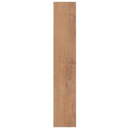 HWZ INTERNATIONAL Vinylboden »STARCLIC MORE +«, BxL: 220 x 1210 mm, braun