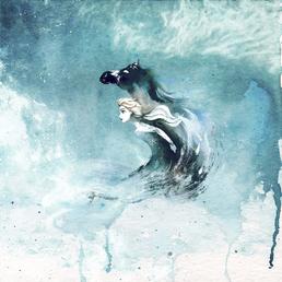 Vliestapete »Frozen Spirit Of Wonder«, bunt, glatt