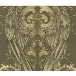 Vliestapete »Glööckler Imperial«, goldfarben, strukturiert