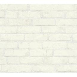 Vliestapete »High Rise «, creme, strukturiert, für Feuchträume geeignet