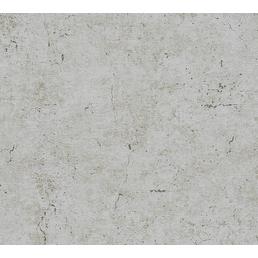 Vliestapete »Metropolitan Stories«, grau, strukturiert, für Feuchträume geeignet