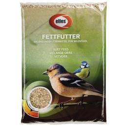 ELLES Vogelfutter »Fettfutter«, 6 Beutel à 2500 g