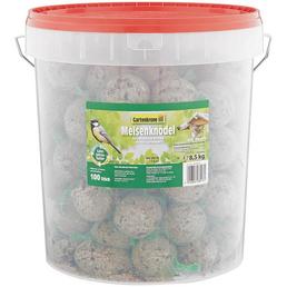 GARTENKRONE Vogelfutter »Meisenknödel mit Netz«, Getreide, 8,5 kg
