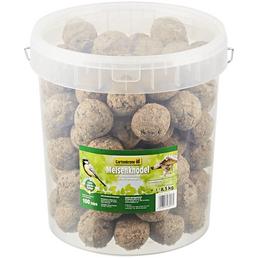 Vogelfutter »Meisenknödel ohne Netz«, 1 Eimer à 8500 g