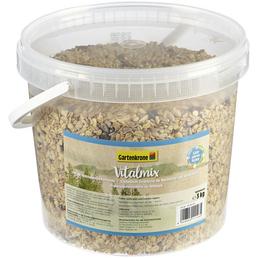 GARTENKRONE Vogelfutter »Vitalmix«, Getreide, 3 kg