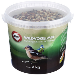 ELLES Vogelfutter »Wildvogelmix«, Getreide, 3 kg