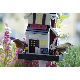 DOBAR Vogelfutterhaus USA-Stil Restaurant