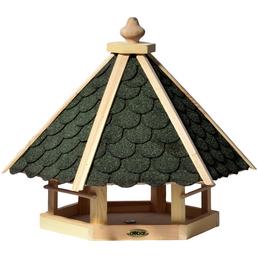 DOBAR Vogelhaus »mit grünen Bitumenschindeln«, Wildvögel