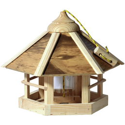 DOBAR Vogelhaus, Wildvögel