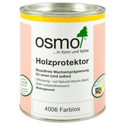 OSMO Wachsimprägnierung für innen & außen, 0,75 l, farblos, seidenmatt