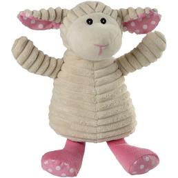 Warmies Wärmestofftier »Pure«, Schaf, BxH: 12 x 4 cm, Polyester/Hirse/Lavendel, beige/rosa