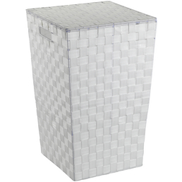 WENKO Wäschetruhe »Adria Square«, BxHxL: 33 x 53 x 33 cm, Polypropylen (PP)