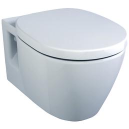 IDEAL STANDARD Wand WC »Connect«, Flachspüler, weiß, mit Spülrand