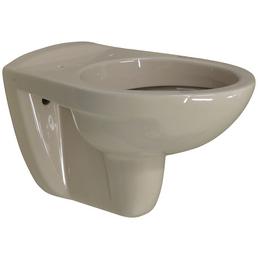 VITRA Wand WC »Norm«, Tiefspüler, beige, mit Spülrand