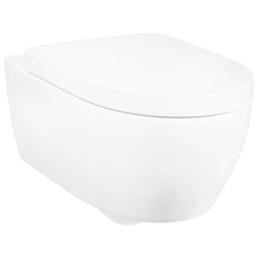 KERAMAG Wand-WC-Set »ICON«, Tiefspüler, weiß