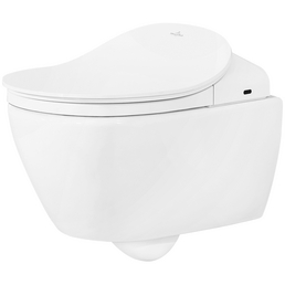 VILLEROY & BOCH Wand-WC »Subway 2.0«, inkl. Dusch-WC-Sitz