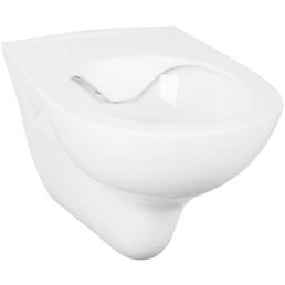 CORNAT Wand WC, Tiefspüler, alpinweiß, spülrandlos