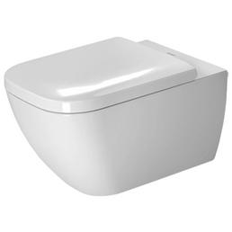 DURAVIT Wand WC, Tiefspüler, weiß, Spülrandlos