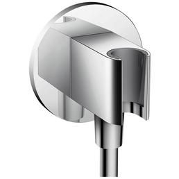 HANSGROHE Wandbrausehalter »FixFit«, Metall/Kunststoff