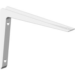 ELEMENT SYSTEM Wandkonsole »Bea«, Aluminium, weiß