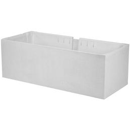WESKO Wannenträger »Compact«, Weiß