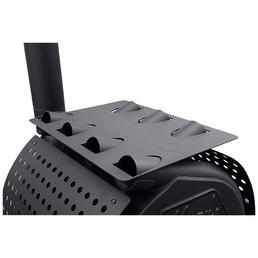 KANUK® Warmhalteplatte für Warmluftofen Kanuk Original 10,3 kW, BxL: 36,5 x 50 cm, Stahl