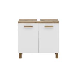 SCHILDMEYER Waschbeckenunterschrank »Dabor«, BxTxH: 65,2 x 61 x 35,3 cm