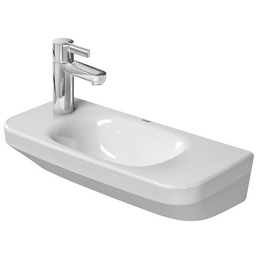 DURAVIT Waschtisch »DuraStyle«, Breite: 50 cm, rechteckig