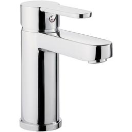 Waschtischarmatur »SANMIX STYLE«, Messing, glänzend, ⅜