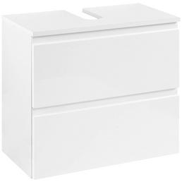 HELD MÖBEL Waschtischunterschrank »Cardiff«, B x H x T: 60 x 53 x 35 cm Anschlagrichtung: links/rechts