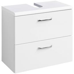 HELD MÖBEL Waschtischunterschrank »Fontana«, B x H x T: 60 x 54 x 35 cm Anschlagrichtung: links/rechts
