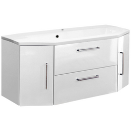OPTIFIT Waschtischunterschrank »OPTIbasic 4050«, B x H x T: 108 x 48 x 46 cm Anschlagrichtung: links/rechts