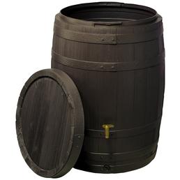 4RAIN Wasserbehälter, 4rain, Rund, 400 l, Kunststoff