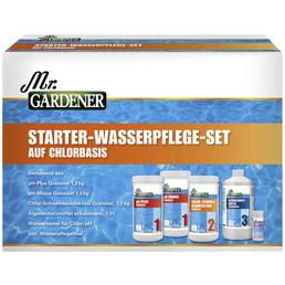 MR. GARDENER Wasserpflege, für Schwimmbecken