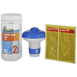 MR. GARDENER Wasserpflege, für Schwimmbecken mit Kartuschenfilter
