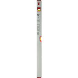 CONNEX Wasserwaage »EURO«, Länge: 80 cm, silberfarben