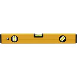 CON:P Wasserwaage, Länge: 40 cm, gelb
