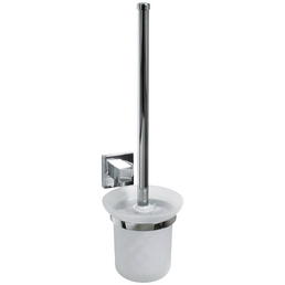 FACKELMANN WC-Bürste »Mare«, Metall, glänzend, chromfarben
