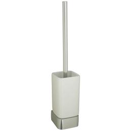 HACEKA WC-Bürsten & WC-Garnituren »Aline«, Höhe: 41 cm, weiss/silberfarben