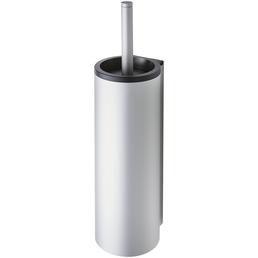 KEUCO WC-Bürsten & WC-Garnituren, Höhe: 37,9 cm, silberfarben/schwarz