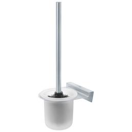 TIGER WC-Bürsten & WC-Garnituren »Zapp«, Höhe: 38 cm, weiss/silberfarben