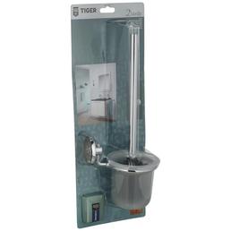 TIGER WC-Garnitur »Dante«, weiß/chromfarben