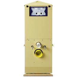 GRUMBACH WC-Montageelement, BxHxT: 400 x 980 x 220 mm, gelb