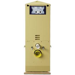 GRUMBACH WC-Montageelement, BxHxT: 440 x 1080 x 220 mm, gelb
