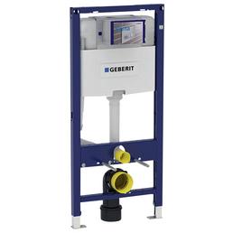 GEBERIT WC-Montageelement »Duofix«, BxHxT: 500 x 1120 x 120 mm, blau