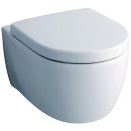 GEBERIT WC-Sitz aus Duroplast,  D-Form mit Softclose-Funktion