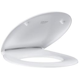 GROHE WC-Sitz »Bau Keramik«, Duroplast, oval, mit Softclose-Funktion