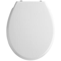 WENKO WC-Sitz »Bilbao«, Duroplast, oval, mit Softclose-Funktion